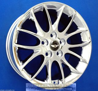 Hyundai Genesis 17 inch Chrome Wheel Exchange Rims