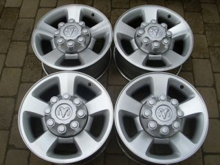 1500 2500 3500 Truck 17x8 Factory 8 Lug Satin Alloy Wheels Rims