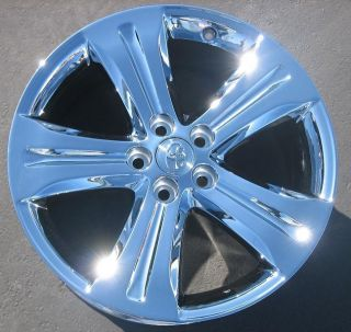 Stock 4 New 19 Factory Toyota Highlander Chrome Wheels Rims