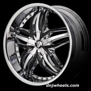 Dodge Charger Challenger Magnum Chrysler 200 300 300c Wheels Tires