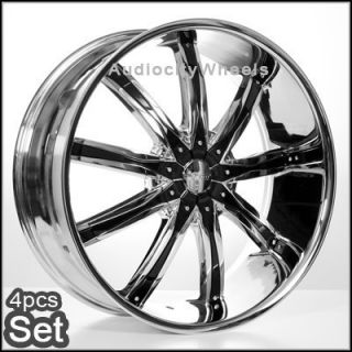 22 inch Wheels 300C Magnum Charger Challenger S10 Rims