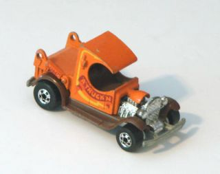 Hot Wheels Mattel 1977 A TruckN
