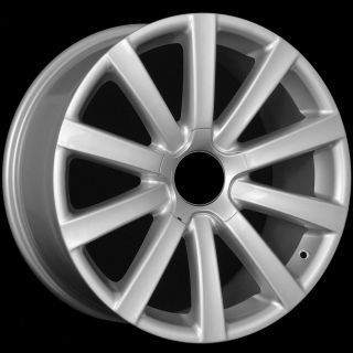 18 VW R32 Style Silver Wheels Rims Fit Audi A3 A6 TT MKII