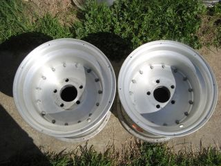 15x12 Cragar Super Trick Wheels Rims Vintage Rat Rod Drag Race 15
