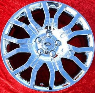 New 20 Range Land Rover Supercharged Chrome Wheels Rims NH1174