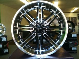 22inch Rims and Tires Wheels GMC Ford RAM Trucks s 112