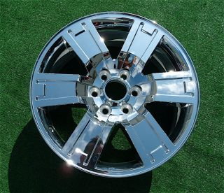 Brand New Perfect Chrome Ford Expedition F150 20 inch Exact Spec Wheel