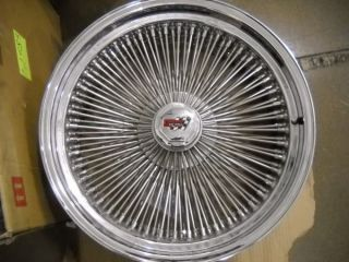 Dayton Wire Wheels Wheel Lace Chrome Spoke Rims