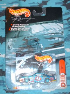 43, STP, JOHN ANDRETTI HOT WHEELS RACING DIECAST WITH CARD, NASCAR