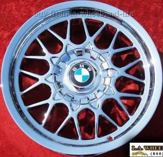 NEW 16 BMW 525I 528I 530I E39 OEM CHROME WHEELS RIMS EXCHANGE 59250