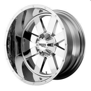 10 MOTO METAL MO962 6X135 EXPEDITION NAVIGATOR F150 CHROME WHEELS RIMS
