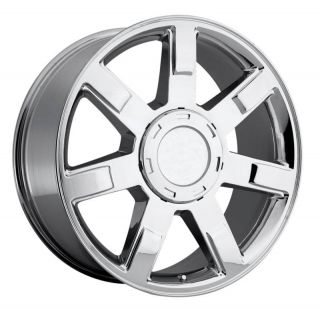 22 Cadillac Escalade Wheel Rim Chrome