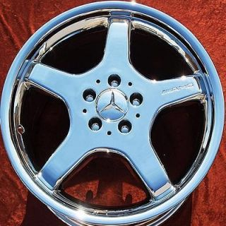 NEW 18 MERCEDES BENZ SL500 SL600 SL55 AMG CHROME OEM WHEELS RIMS 65279
