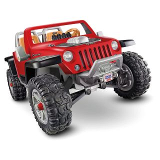 Power Wheels Fisher Price Jeep Hurricane Ride On