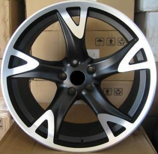 20 Wheels Set for Nissan 370Z 350Z G35 Coupe Staggered Aggressive