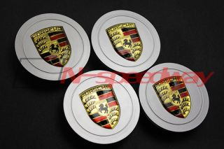 Porsche Rim Wheel Center Cap Carrera Boxster Cayman Carrera Panamera