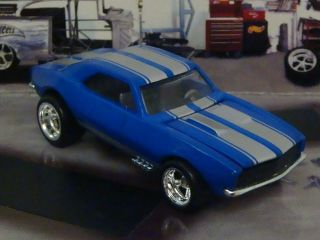 Hot Wheels 67 CAMARO SS RS Real Rider 1 64 Scale Ltd Edit 4 Detailed