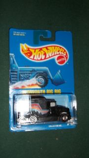 Mattel Hot Wheels 1790 Kenworth Big Rig Semi Truck Collector 76 SEALED