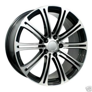 19 Multi Spoke Alloy Wheels Fits Vauxhall Vivaro 2 0 Cdti