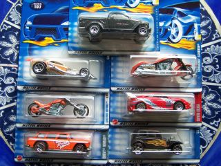 Hot Wheels Mini Collection Lot Case of 75 New Cars Carded