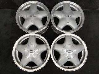 Monte Carlo Wheels 95 96 97 98 00 Factory Lumina Impala Stock OEM Rims