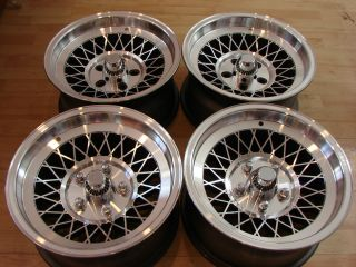 USA 1975 15x7 5 Rocket Wire Mags Wheels Rims 5x4 5 5 Lug Dodge Ford