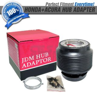 95 CIVIC 94 01 INTEGRA JDM STYLE BOSS KIT STEERING WHEEL HUB ADAPTER