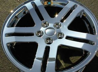 Dodge Charger Magnum 300C 300 Chrome Wheels Set of 4RIMS
