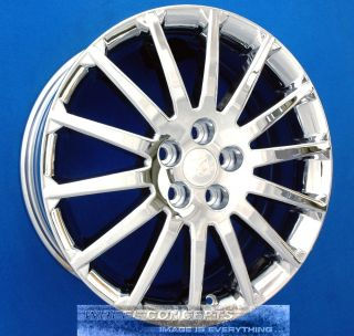 Saturn Aura 18 inch Chrome Wheel Exchange Rims New 18