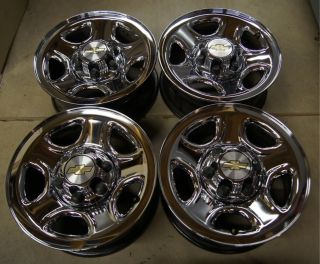 Silverado Express Tahoe GMC Sierra Yukon Savana 16 Factory Wheels Rims