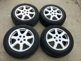 Cadillac Wheels Factory CTS STS Stock OEM Rims 01 02 03 04 5x115
