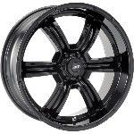 17 Inch ALL Black Wheels Rims GMC Yukon Sierra Suburban Truck 6 Lug