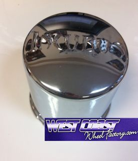 Incubus 6 Lug Chrome Wheel Rim Replacement Cover Center Cap Part