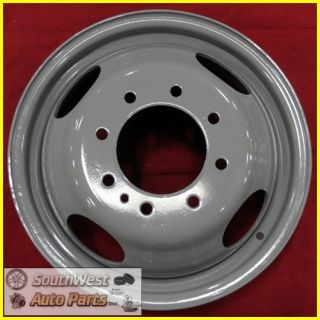 99 00 01 02 03 04 Ford F350 Super Duty DRW 16 Steel Take Off Wheel