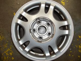 1993 93 1994 94 95 96 Toyota Camry LE XLE Alloy Wheel Rim 15 OEM USED