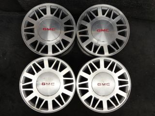 15 GMC Jimmy Rims BLAZER Chevy Sonoma S 10 Wheels 95 96 97 98 99 00 01