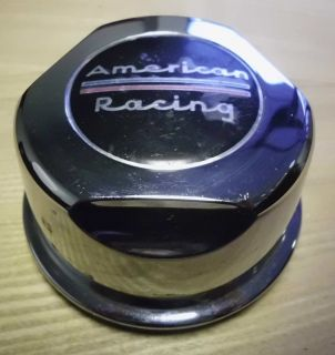 AMERICAN RACING CHROME Custom Wheel Center Cap 1 P N CAP F 050 SF104