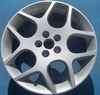 One 2003 2004 2005 Dodge Neon 17 Factory Silver Wheel Rim 2196