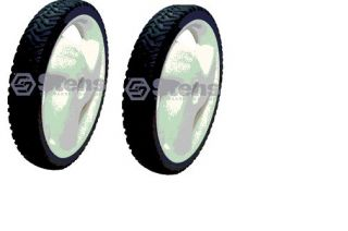 Two Each Toro Plastic Rear Wheels 105 1816 S205 268
