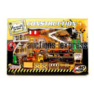 Die Cast Construction Mini Toy Car Series 1 87 Scale