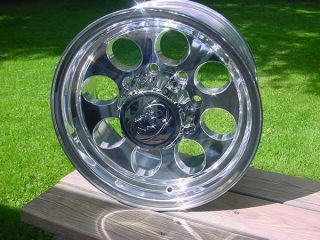 F150 5 and 6 Lug Polished Baja Wheels 8 Lug Chevy Dodge Jeep