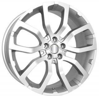 Wheels Set For Range Rover HSE Super Charger Land Rover LR3 Rims