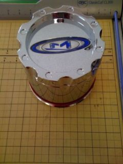 Moto Metal Chrome Rim Wheel Parts Replacement Center Cover Cap Part