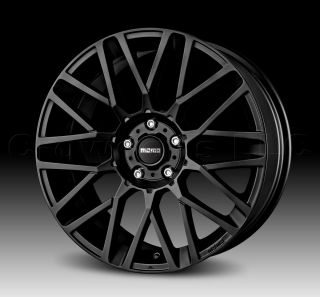MOMO Car Wheel Rim Revenge Matte Black 17 x 7 inch 5 on 114 3mm
