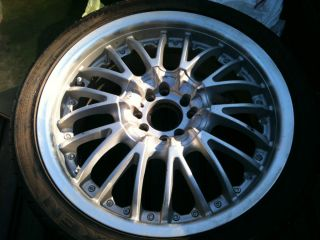 17 inch Wheels Rims Motegi Racing Silver 4 Lug 4x100 Honda Toyota