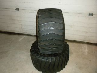 Cepeck 12x12x26 Tires Cub Cadet Pulling Garden Tractor Pulling