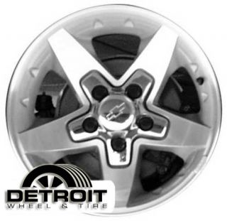 CHEVROLET GMC BLAZER JIMMY SONOMA S10 S15 2001 2005 Wheel Rim Factory