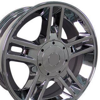 Ford F150 Harley Edition Replica Wheels Rims 20x9 1997 2003