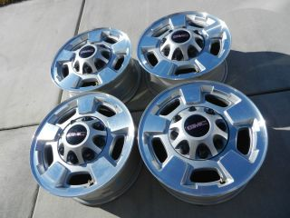 Sierra 2500 3500 Chevy Silverado HD Aluminum Alloy Wheels Rims
