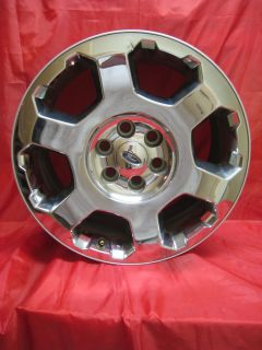 Ford F150 Chrome Clad Faced Wheel Rim Factory 2010 2012 3786